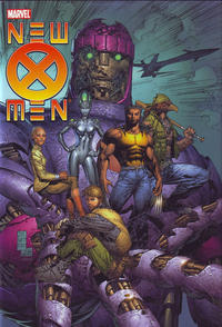 Cover Thumbnail for New X-Men (Marvel, 2002 series) #3