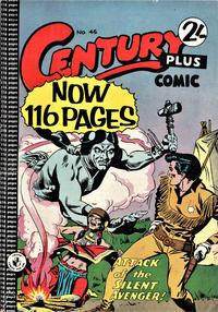Cover Thumbnail for Century Plus Comic (K. G. Murray, 1960 series) #45