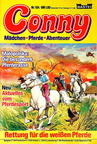 Cover Thumbnail for Conny (Bastei Verlag, 1980 series) #104