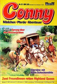 Cover Thumbnail for Conny (Bastei Verlag, 1980 series) #121