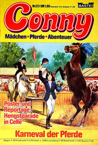Cover Thumbnail for Conny (Bastei Verlag, 1980 series) #123