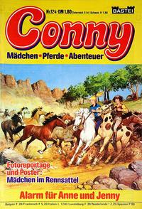 Cover Thumbnail for Conny (Bastei Verlag, 1980 series) #124