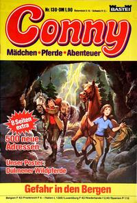 Cover Thumbnail for Conny (Bastei Verlag, 1980 series) #130