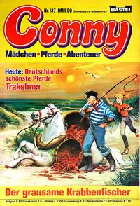 Cover Thumbnail for Conny (Bastei Verlag, 1980 series) #137