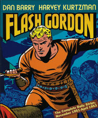 Cover Thumbnail for Flash Gordon, The Complete Daily Strip (Kitchen Sink Press, 1988 series)
