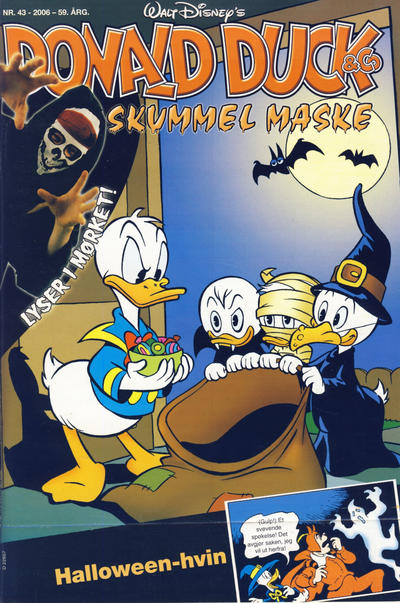 Cover for Donald Duck & Co (Hjemmet / Egmont, 1948 series) #43/2006