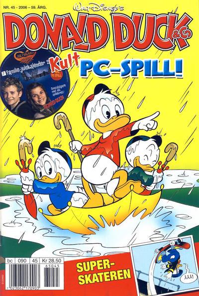 Cover for Donald Duck & Co (Hjemmet / Egmont, 1948 series) #45/2006