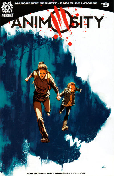Cover for Animosity (AfterShock, 2016 series) #9