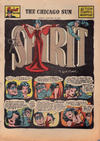 Cover for The Spirit (Register and Tribune Syndicate, 1940 series) #1/19/1947 [Chicago Sun]