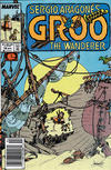 Cover for Sergio Aragonés Groo the Wanderer (Marvel, 1985 series) #76 [Newsstand]