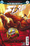 Cover for The Flash (DC, 2016 series) #31 [Neil Googe Cover]