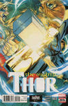 Cover for Mighty Thor (Marvel, 2016 series) #23