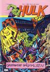 Cover for Hulk (Atlantic Forlag, 1980 series) #4/1983