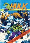 Cover for Hulk (Atlantic Forlag, 1980 series) #3/1983