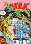Cover for Hulk (Atlantic Forlag, 1980 series) #6/1983