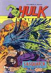 Cover for Hulk (Atlantic Forlag, 1980 series) #10/1983