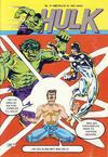 Cover for Hulk (Atlantic Forlag, 1980 series) #11/1983