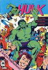 Cover for Hulk (Atlantic Forlag, 1980 series) #12/1983