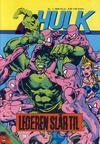 Cover for Hulk (Atlantic Forlag, 1980 series) #1/1984