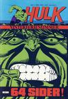 Cover for Hulk (Atlantic Forlag, 1980 series) #2/1984