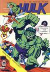 Cover for Hulk (Atlantic Forlag, 1980 series) #3/1984