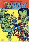 Cover for Hulk (Atlantic Forlag, 1980 series) #4/1984