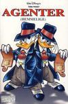 Cover for Donald Duck Tema pocket; Walt Disney's Tema pocket (Hjemmet / Egmont, 1997 series) #[93] - Agenter (hemmelige)