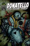 Cover for Donatello: The Brain Thief (Mirage, 2009 series) #1