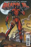 Cover Thumbnail for Deadpool (2016 series) #33 [Incentive Jim Lee 'X-Men Trading Card' Variant (Deadpool)]