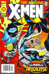 Cover Thumbnail for Amazing X-Men (1995 series) #2 [Newsstand Edition]