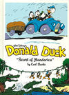Cover for The Complete Carl Barks Disney Library (Fantagraphics, 2011 series) #[17] - Walt Disney's Donald Duck: Secret of Hondorica