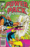 Cover for Power Pack (Marvel, 1984 series) #15 [Canadian]