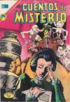 Cover for Cuentos de Misterio (Editorial Novaro, 1960 series) #237