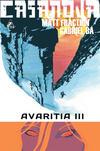Cover for Casanova: Avaritia (Marvel, 2011 series) #3
