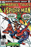 Cover for Marvel Tales (Marvel, 1966 series) #126 [Newsstand]