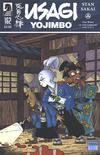 Cover for Usagi Yojimbo (Dark Horse, 1996 series) #162