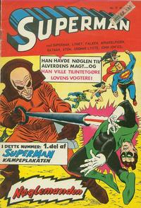 Cover Thumbnail for Superman (Interpresse, 1966 series) #17
