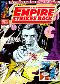 Cover Thumbnail for The Empire Strikes Back Monthly (Marvel UK, 1980 series) #144