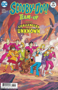 Cover Thumbnail for Scooby-Doo Team-Up (DC, 2014 series) #30