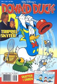 Cover Thumbnail for Donald Duck & Co (Hjemmet / Egmont, 1948 series) #3/2007