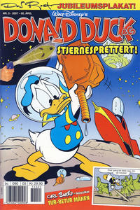 Cover Thumbnail for Donald Duck & Co (Hjemmet / Egmont, 1948 series) #5/2007