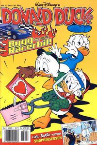 Cover Thumbnail for Donald Duck & Co (Hjemmet / Egmont, 1948 series) #7/2007