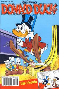 Cover Thumbnail for Donald Duck & Co (Hjemmet / Egmont, 1948 series) #8/2007