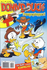 Cover Thumbnail for Donald Duck & Co (Hjemmet / Egmont, 1948 series) #11/2007