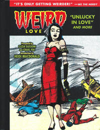 """Cover Thumbnail for Weird Love (IDW, 2015 series) #5 - """"Unlucky In Love"""" and More"""