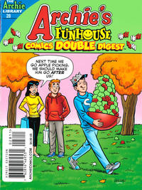 Cover Thumbnail for Archie's Funhouse Double Digest (Archie, 2014 series) #28