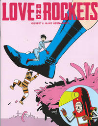 Cover Thumbnail for Love and Rockets (Fantagraphics, 2016 series) #3 [Original Cover]