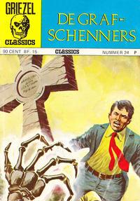 Cover Thumbnail for Griezel Classics (Classics/Williams, 1974 series) #24