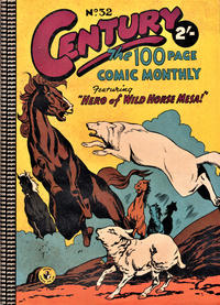 Cover Thumbnail for Century, The 100 Page Comic Monthly (K. G. Murray, 1956 series) #32