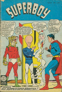 Cover Thumbnail for Superboy (Interpresse, 1967 series) #15
